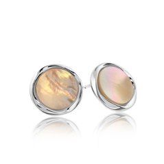 HONORA Mother-of-Pearl Earrings