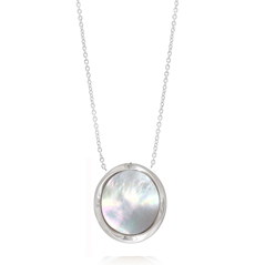 HONORA Mother-of-Pearl Necklace
