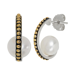 HONORA Pearl Earrings