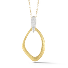 I. REISS Gallery Diamond Pendant