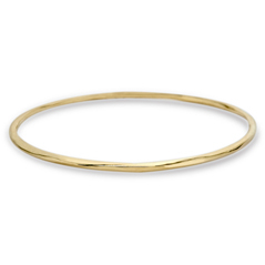 IPPOLITA 18K Gold Classico Thin Bangle