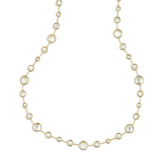 IPPOLITA Lollipop Lollitini Necklace in Mother-of-Pearl