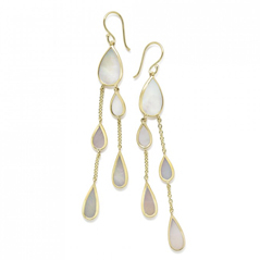 IPPOLITA Rock Candy Earrings in Mother-of-Pearl