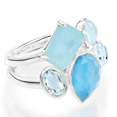 IPPOLITA Rock Candy Multi-Stone Ring