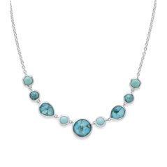 IPPOLITA Rock Candy Necklace in Turqam