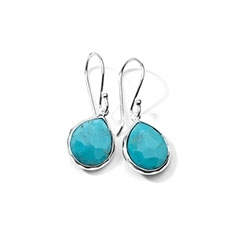 IPPOLITA Rock Candy Turquoise Earrings