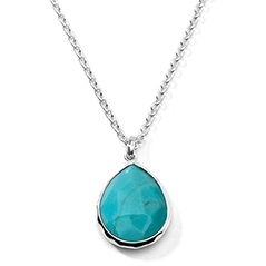 IPPOLITA Rock Candy Turquoise Necklace