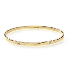 IPPOLITA Senso Diamond Bangle