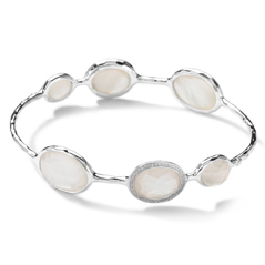 IPPOLITA Stella Bangle in Mother-of-Pearl Doublet