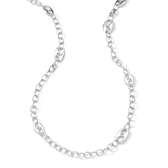 IPPOLITA Sterling Silver Glamazon Open Mixed Link Chain