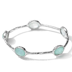 IPPOLITA Wonderland Aqua Doublet Bangle