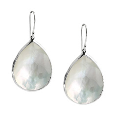 IPPOLITA Wonderland Mother-of-Pearl Teardrop Earrings