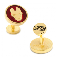 Ironman Cufflinks