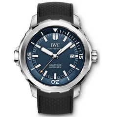 IWC Aquatimer Expedition Jaceques-Yves Cousteau Edition 42mm Watch