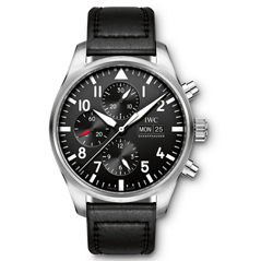 IWC Pilot's Watch Chronograph 43mm Watch
