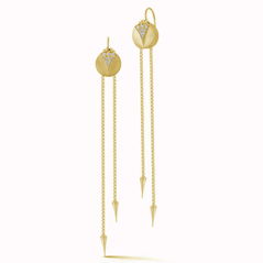 JADE TRAU Victoria Fashion Earrings