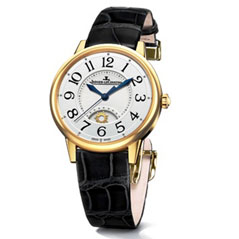 JAEGER LE-COULTRE Rendez-Vous Night & Day 34mm Watch