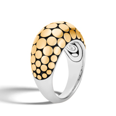 JOHN HARDY Dot Dome Ring