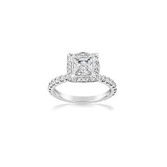 KATHARINE JAMES Bella's Love Diamond Engagement Ring
