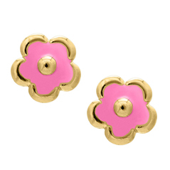 Kids Flower Earrings