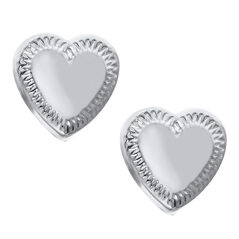 Kids Heart Earrings