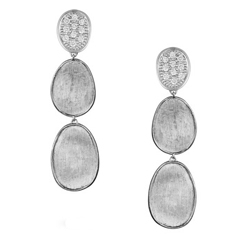 MARCO BICEGO Lunaria Diamond Earrings