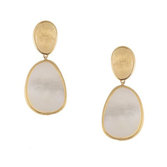 MARCO BICEGO Lunaria Mother-of-Pearl Earrings
