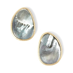 MARCO BICEGO Lunaria Stud Earrings
