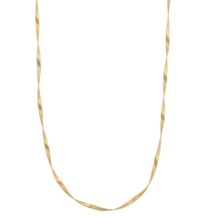 MARCO BICEGO Marrakesh Twisted Necklace