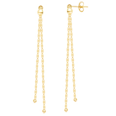 Mariner Chain Earrings
