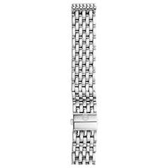 MICHELE 16mm Deco Link Bracelet