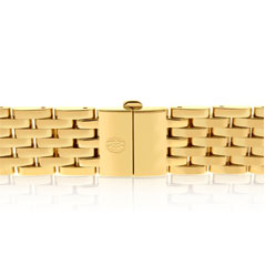 MICHELE Deco 18mm Link Bracelet