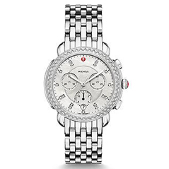 MICHELE Sidney 38mm Watch