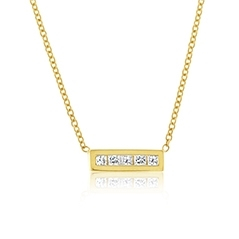 MY STORY Diamond Necklace