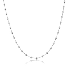 OFFICINA BERNARDI Moon Bead Necklace