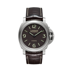 PANERAI Luminor Base 8 Days 44mm Watch