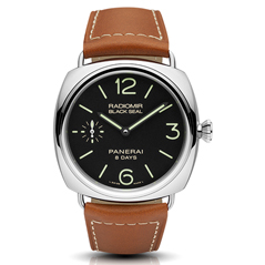 PANERAI Radiomir Black Seal 8 Days 45mm Watch