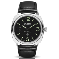 PANERAI Radiomir Black Seal Logo 45mm Watch