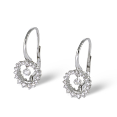 PONTE VECCHIO Vega Diamond Earrings