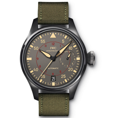 Pre-Owned IWC Pilot Top Gun Watch
