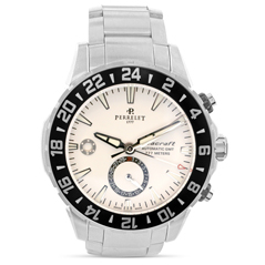 Pre-Owned Perrelet Seacraft GMT Watch