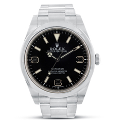Pre-Owned Rolex Explorer Watch