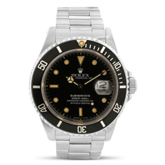 Pre-Owned Rolex Submariner Watch