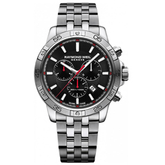 RAYMOND WEIL Tango 300 Chronograph 43mm Watch