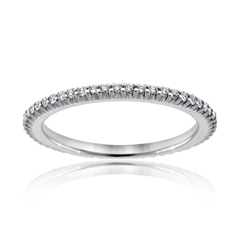 RITANI Bella Vita Diamond Eternity Band