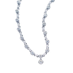 ROBERTO COIN CENTO Amuleto Diamond Necklace