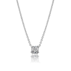 ROBERTO COIN Diamond Necklace
