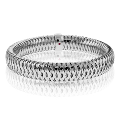 ROBERTO COIN Large Primavera Bangle