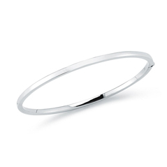 ROBERTO COIN Oval Bangle Bracelet