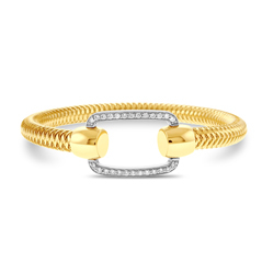 ROBERTO COIN Primavera Diamond Bangle